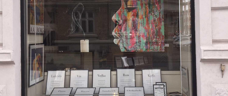 Aalborg Rammegalleri Besog Vort Galleri I Aalborg Og Se Vort Udvalg Af Bl A Poul Pava Laerredstryk Malerier Plakater Og Meget Mere